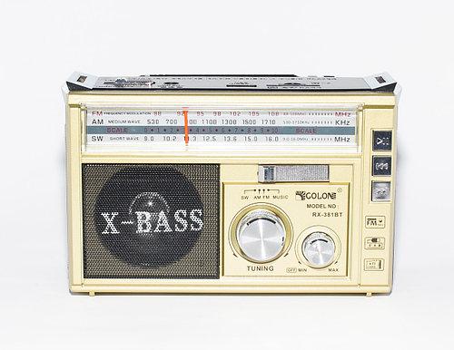 خرید رادیو مدل RX-381BT