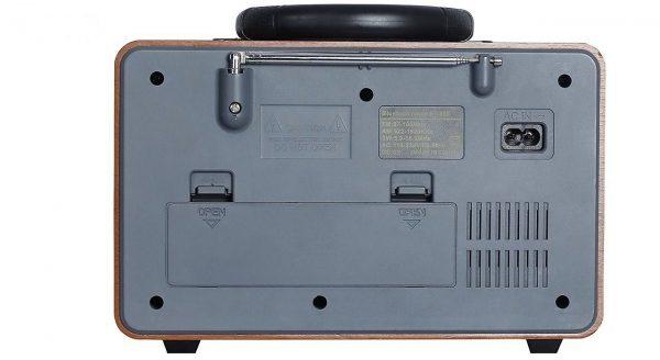 خرید اسپیکر مدل رادیو قدیمی