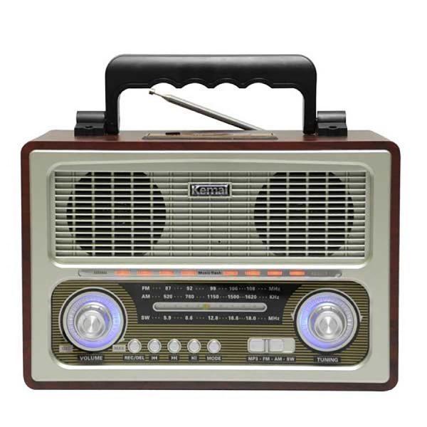 رادیو مدل MD-1800BT