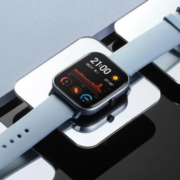 ساعت هوشمند امیزفیت مدل GTS ورژن گلوبال در قشم