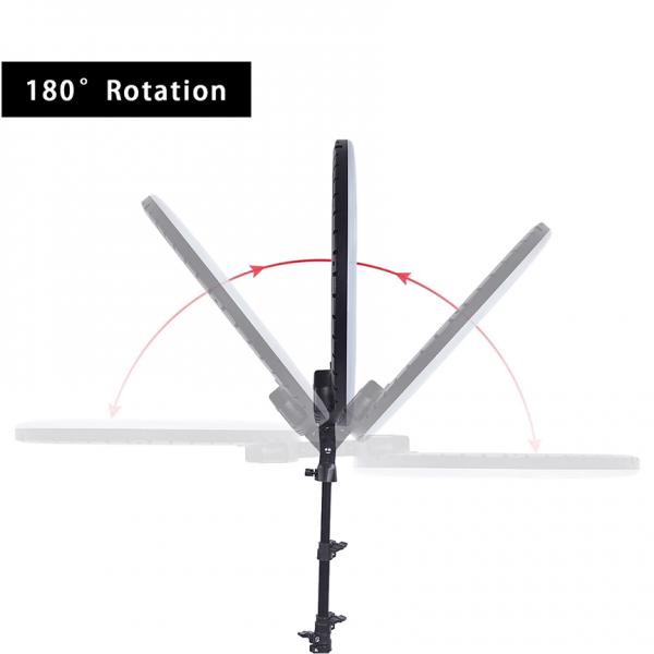 چرخش 180 درجه رینگ لایت RG-21