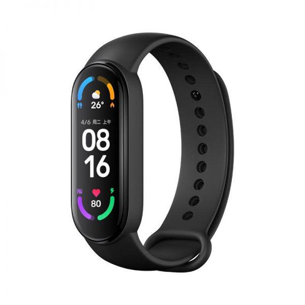 دستبند سلامتی هوشمند شیائومی Xiaomi Mi Band 6 Smart Band نسخه گلوبال