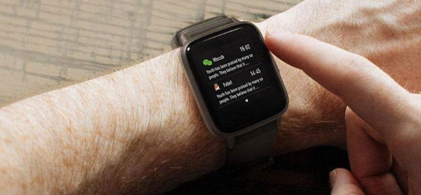 ساعت هوشمند هایلو Haylou LS01 Smartwatch